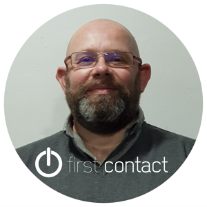 First Contact Jeremy Ross