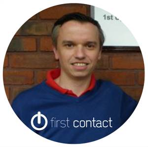 First Contact Nick Arkell